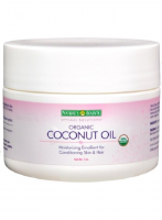 Nature's Bounty Optimal Solutions Organic Coconut Oil, 7 oz [074312533334]