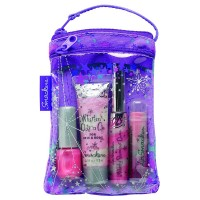 Lip Smackers Cosmetic Bag, Glam It Up Collection 1 ea [050051446036]