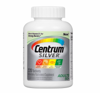 Centrum Silver Multivitamin, Tablets 220 ea [300054179906]