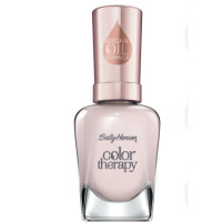 Sally Hansen Color Therapy Nail Polish, Sheer Nirvana 0.5 oz [074170443622]