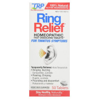 The Relief Products Ring Relief Fast Dissolving Tablets, 50 ea [858961001433]