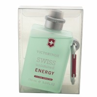 Swiss Army Victorinox Swiss Unlimited Energy Eau de Cologne Spray 5 oz [7640131397094]