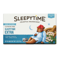 Celestial Seasonings Welness Tea, Sleepytime Extra, 20 ea [070734053726]
