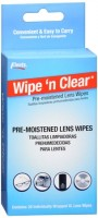 Flents Wipe 'N Clear Premoistened Tissues 20 Each [023185142013]