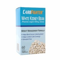 Nature's Diet Secret CarbFighter White Kidney Bean, Tablets 60 ea [035046082406]