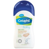 Cetaphil Baby Daily Lotion with Organic Calendula, Sweet Almond Oil & Sunflower Oil 13.5 oz [302993936039]
