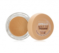 Maybelline Dream Matte Mousse Foundation, Natural Beige [2.5], 0.64 oz [041554537741]