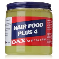 Dax Hair Food Plus 4 7.50 oz [077315009011]