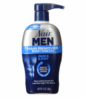 Nair For Men Hair Removal Body Cream 13 oz [022600588559]
