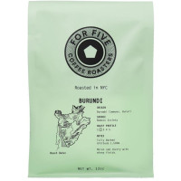 For Five Burundi Ground 12 oz [853473008208]
