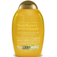 OGX Sunflower Shimmering Blonde Conditioner, 13 oz [022796901811]