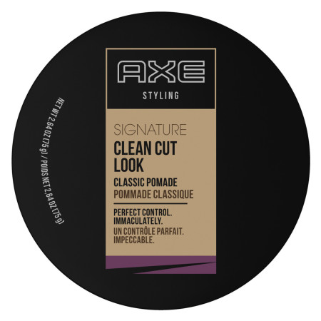 AXE Clean Cut Look Hair Pomade Classic 2.64 oz [079400339430]