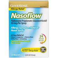 Good Sense Nasoflow Allergy Symptom Reliever Nasal Spray 0.54 oz [301130031019]