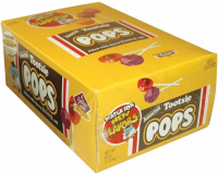 Tootsie Roll Assorted Pops  100 ct [071720305089]