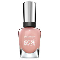 Sally Hansen Complete Salon Manicure Nail Color, Mauvin' On Up 0.5 oz [074170446500]
