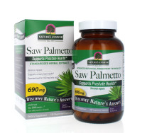 Nature's Answer Saw Palmetto  120 ct [083000164316]