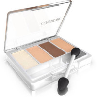 CoverGirl Eye Enhancers 4-Kit Eye Shadow, Natural Nudes [280] 0.19 oz [022700579389]