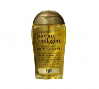OGX Thick & Full Biotin & Collagen Weightless Healing Oil Treatment 3.30 oz [022796916747]