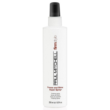 Paul Mitchell Freeze and Shine Super Hair Spray 8.5 oz [009531114620]