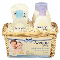 AVEENO Baby Daily Bathtime Solutions Gift Set 1 ea [381371151622]
