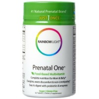 Rainbow Light Prenatal One Multivitamin Tablets 30 Tablets