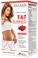 Jillian Michaels Maximum Strength Fat Burner 56 metacaps [851659002040]