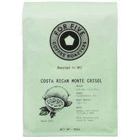 For Five Costa Rica Monte Crisol Ground 12 oz [853473008215]