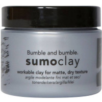 Bumble & Bumble Sumoclay Workable Clay For Matte Dry Texture Clay 1.5 oz [685428021129]