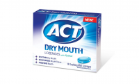 ACT Total Care Soothing Mint Dry Mouth Lozenges 18 ea [041167099803]