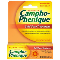 Campho-Phenique Cold Sore Treatment 0.23 oz [854995007007]