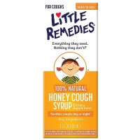 Little Remedies Honey Cough Syrup 4 oz [756184107379]