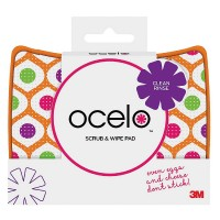O-Cel-O Scrub & Wipe Cleaning Pad, Assorted Colors 1 ea [053200001643]