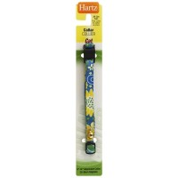 "Hartz Living Adjustable Collar for Cat 8""-14"", Color May Vary 1 ea [032700908423]"