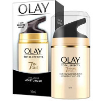 OLAY Total Effects 7-In-1 Anti-Aging Daily Moisturizer 1.70 oz [075609001659]