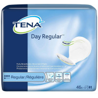 TENA Absorbent Pads Day Regular 46 Each [768702624183]