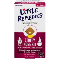 Little Noses Stuffy Nose Kit 1 Each [756184121412]