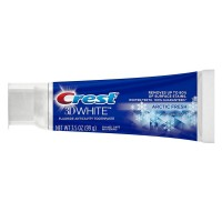 Crest 3D White Arctic Fresh Whitening Toothpaste, Cool Mint 3.5 oz [037000947820]