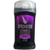 Axe Excite Deodorant Stick 3 oz [079400114754]