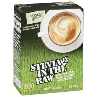 Stevia In The Raw Natural Sweetener 100 ea [044800750109]
