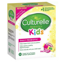 Culturelle Kids Packets Daily Probiotic Supplement 30 ea [049100400082]