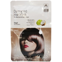 LINDSAY HOME AESTHETICS Damaged Hair Mask 1 oz [192084000196]
