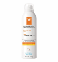 La Roche-Posay Anthelios 60 Ultra Light Sunscreen Spray Lotion SPF 60, 5 oz [883140500841]