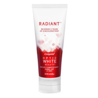 Colgate Optic White Radiant Whitening Toothpaste, 3 oz [035000450159]