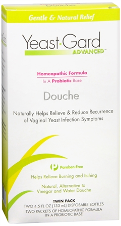 YEAST-GARD Advanced Douche 9 oz [012277668456]