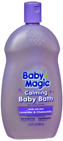 Baby Magic Calming Baby Bath Lavender And Chamomile 16 50