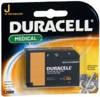 Duracell Medical Battery J 6 Volt 7K67B 1 Each [041333177052]