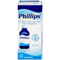 Philips Milk Of Magnesia Saline Laxative, Original 4 oz [312843551046]