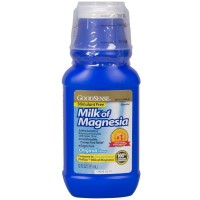 Good Sense Milk of Magnesia Saline Laxative, Original 12 oz [070030131623]