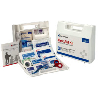 First Aid Only Bulk First Aid Kit, For Up To 10 People 1 ea [092265222983]