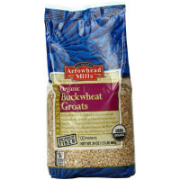 Arrowhead Mills Organic Buckwheat Grouts 24 oz [074333476214]
